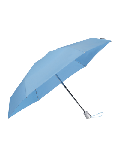 Alu Drop S TM  3 Sect. Auto O/C Grafit Blue - Ladies umbrella