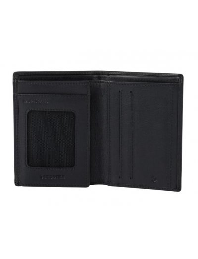 Attack 2 SLG W S 4CC+HFL+2W+2C Black - Leather wallets