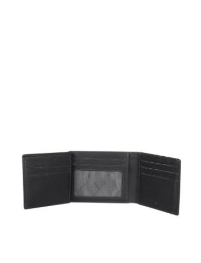Attack 2 SLG W S 10CC Black - Leather wallets