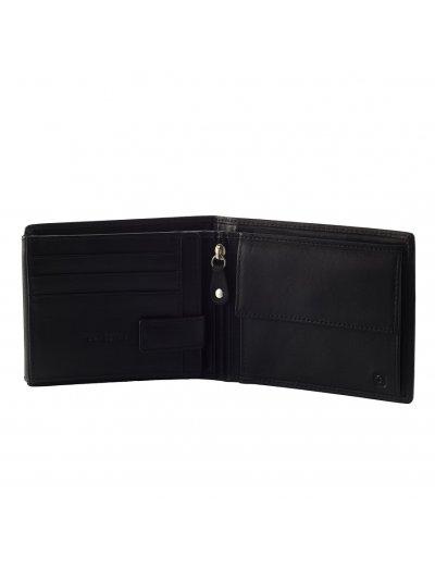 Success 2 SLG W S 9CC Black - Men's leather wallets