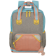 Sam School SpiritBackpack М Peach Sunset - Kid's backpacks for girls