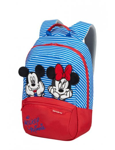 Disney Ultimate 2.0 Backpack S+ Minnie/mickey strip - Kids' series