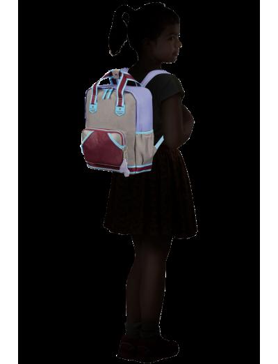 Sam School SpiritBackpack М Lilac Dream - Kid's school backpacks 1- 4 grade