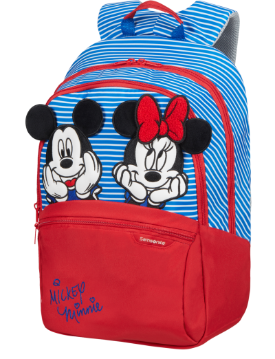 Disney Ultimate 2.0 Backpack M Minnie/mickey strip - Product Comparison