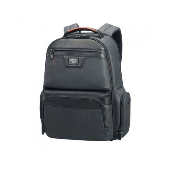 Zenith Laptop Backpack 39,6cm/15.6″ Black