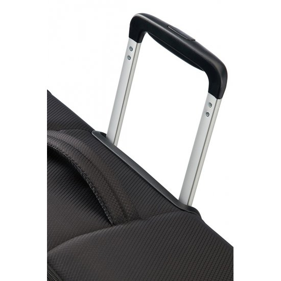 Litewing 2-wheel Upright suitcase 55cm Volcanic Black