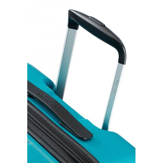 Tracklite 4-wheel Spinner suitcase 67cm Exp. Sky Blue