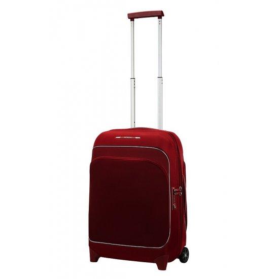 Fuze Upright Expandable 55cm Cabernet Red