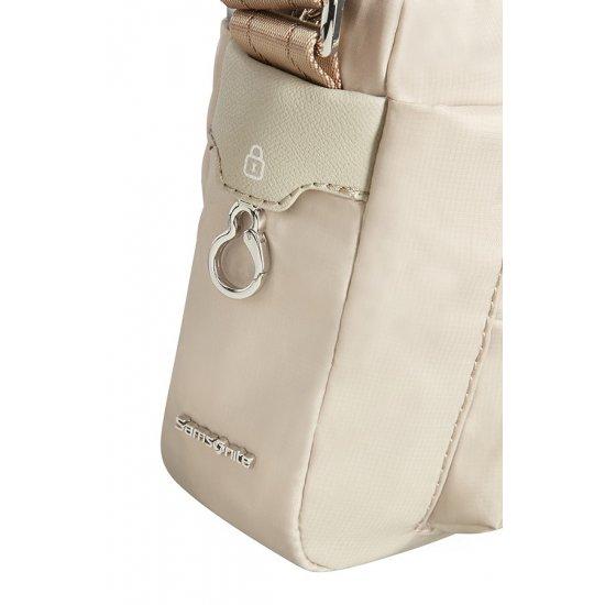 Move 2.0 Secure Shoulder Bag S Light Taupe