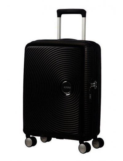 Soundbox Spinner (4 wheels) 55cm Exp Black - SOUNDBOX