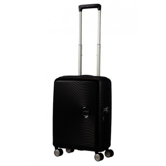 Soundbox Spinner (4 wheels) 55cm Exp Black