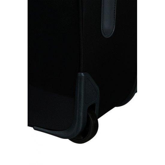 Herolite Duffle with wheels 79cm Black
