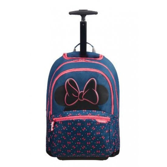 Disney Ultimate 2.0 School Trolley Minnie Neon