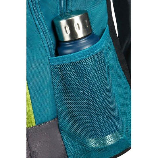 Urban Groove Backpack Light Blue/Lime
