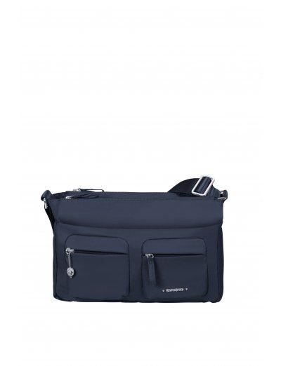 Move 3.0 Horizontal Shoulder Bag + Flap Dark Blue - Product Comparison