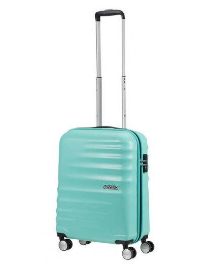 Wavebreaker 4-wheel cabin baggage Spinner suitcase 55cm (COPY) (COPY) - Product Comparison
