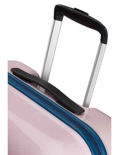 АТ 4-wheel 67cm Spinner suitcase Wavebreaker MINNIE DARLING PINK - Product Comparison