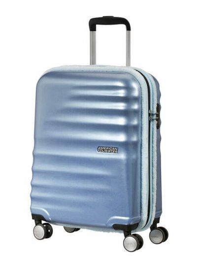 Wavebreaker 4-wheel cabin baggage Spinner suitcase 55cm (COPY) - Women's suitcases