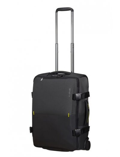 Rythum Duffle with wheels 55cm Graphite - Product Comparison