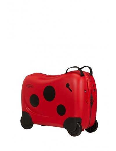 Dreamrider Spinner (4 wheels) Ladybird L. - Kids' suitcases