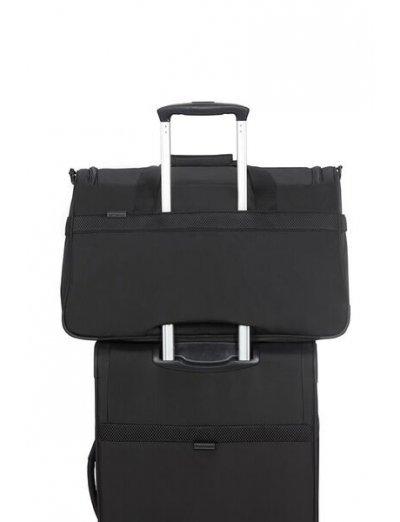 Duopack Duffle Bag Black - Duopack