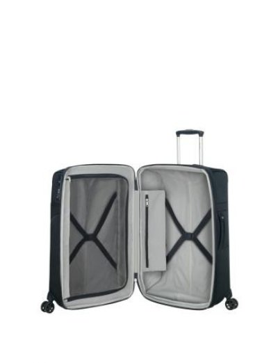 Duopack Spinner Expandable (4 wheels) 67cm Blue - Softside collection