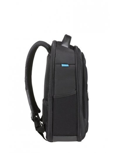 Vectura Evo Laptop Backpack 14.1 Black - Duffles and backpacks