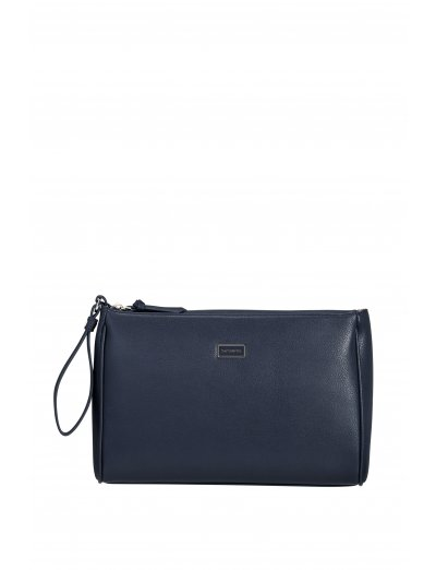 Karissa 2.0 Dlx Cosmetic Pouch Dark Blue - Toiletry bags and cases