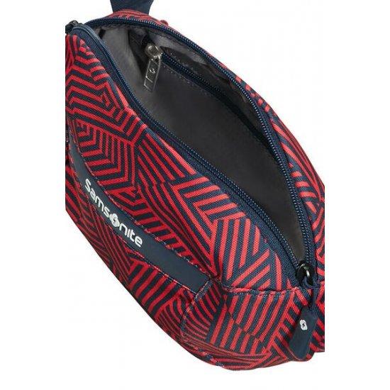 Rewind Belt Bag Capri Red Stripes