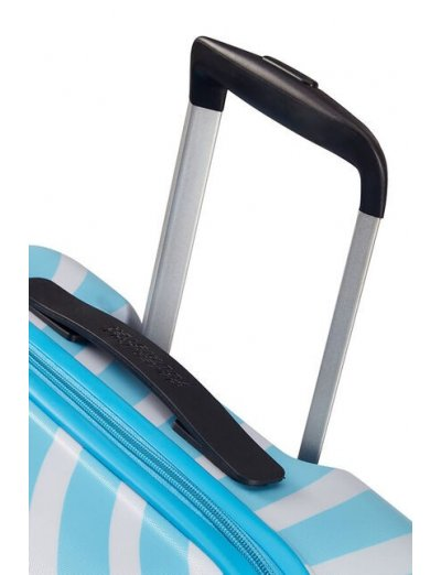 АТ 4-wheel 77cm Spinner suitcase Wavebreaker DONALD BLUE KISS - Kids' suitcases