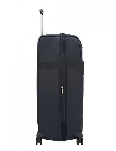 Duopack Spinner Expandable (4 wheels) 78 cm Blue - Duopack