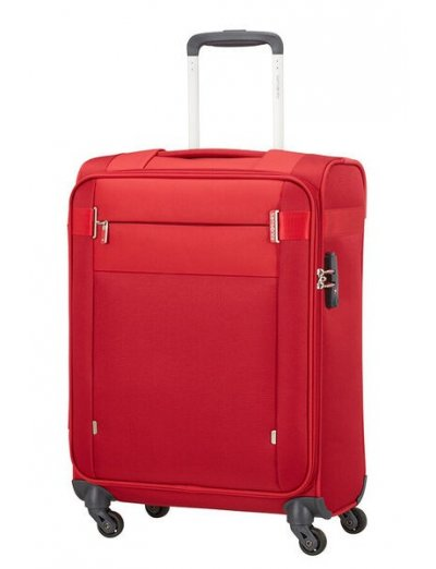 Citybeat Spinner with wheels 55cm Red -
