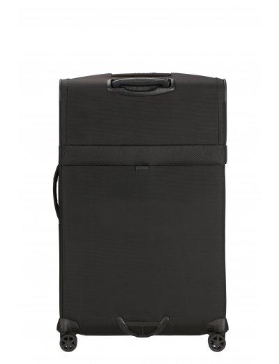 Duopack Spinner Expandable (4 wheels) 78cm Black - Duopack