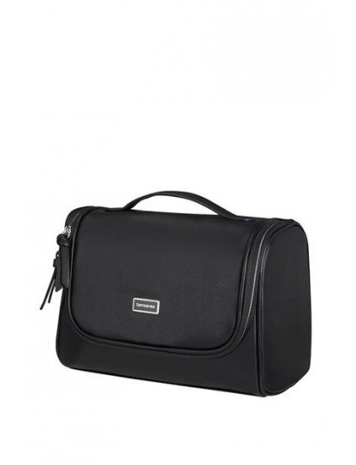 Karissa 2.0 Dlx Toiletry Bag Black - Bags