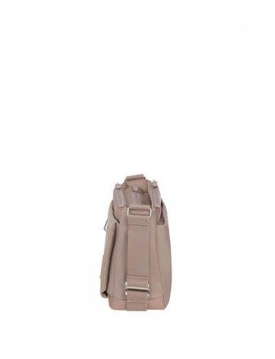 Openroad Lady  Shoulder bag  Rose - Women's shoulder bags