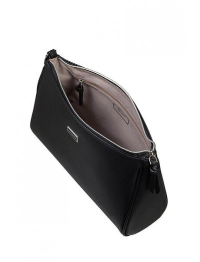 Karissa 2.0 Dlx Cosmetic Pouch Black - Toiletry bags and cases