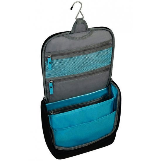 American Tourister Herolite Cosm.Cases Hanging Toilet Kit