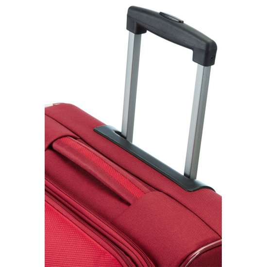San Francisco 2-wheel cabin baggage Upright suitcase 55x40x20cm Red