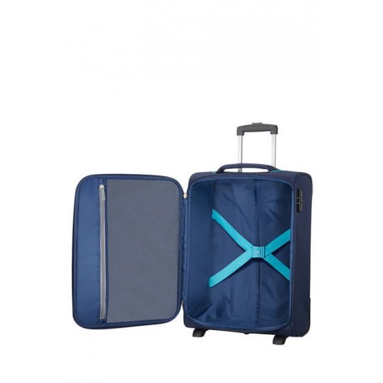 Holiday Heat 2-wheel cabin baggage Upright 55cm Navy
