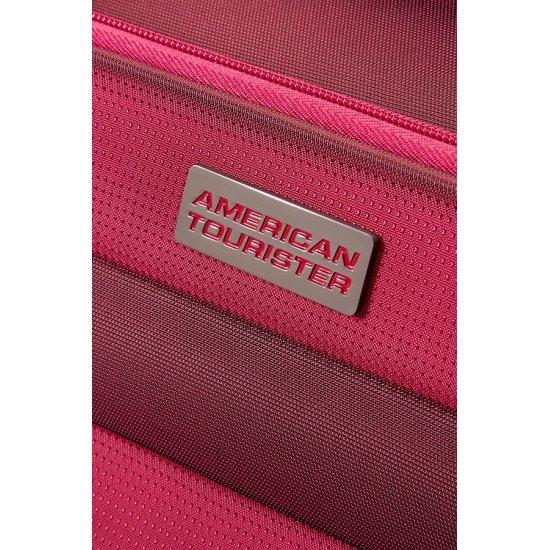 American Tourister куфар  на 2 колела Ocean Grove 50см в тъмно лилав цвят