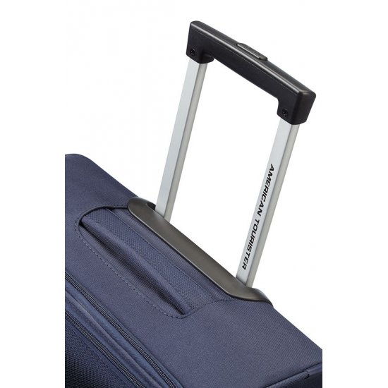 American Tourister куфар на 2 колела Spring Hill 50 см в тъмно син цвят