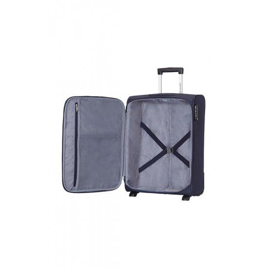 American Tourister куфар на 2 колела Spring Hill 55 см в тъмно син цвят