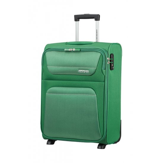 Spring Hill 2-wheel cabin baggage Upright suitcase 55 sm