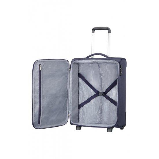Sunbeam 2-wheel Upright suitcase 55cm Blue