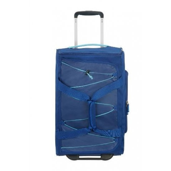 Road Quest Duffle with Wheels 55 cm Deep Water Blue