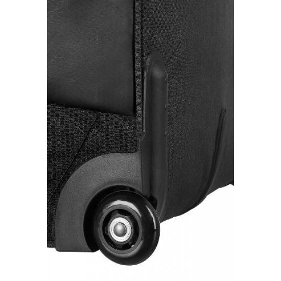 Road Quest Duffle with Wheels 55 cm Black/Grey