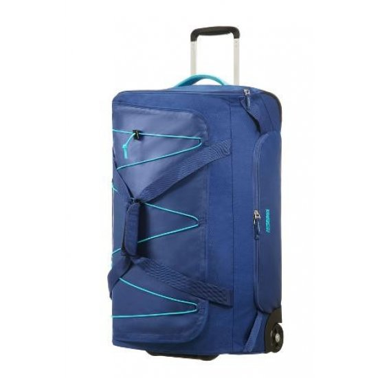 Road Quest Duffle with Wheels 67 cm Deep Water Blue