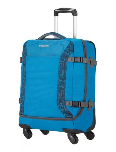 Road Quest Spinner Duffle 55cm - Product Comparison