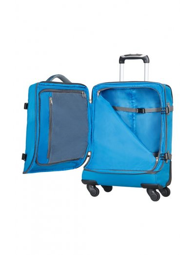 Road Quest Spinner Duffle 55cm - Softside suitcases
