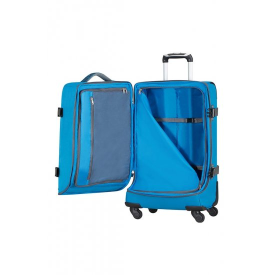 Road Quest Spinner Duffle M 67cm